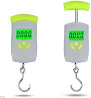 GVC Portable Digital Pocket Luggage Virgo Weighing Scale(Green)