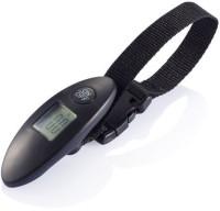 SHOPO Portable 40 kg Mini Digital Luggage Hanging Weighing Scale(Black)