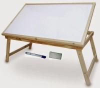 Kurat Enterprise Regular Non Magnetic Melamine Small Whiteboards and Duster Combos(Set of: 3, Beige, White)