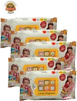 MeeMee Baby Wet Wipes Pack of 5(150 Pieces)