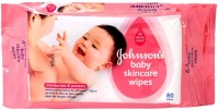 Johnson's SKINCARE WIPES(80 Pieces)