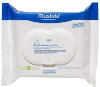 Mustela Facial Cleansing Cloths - 25Pk(25 Pieces)