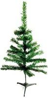 Artshai Pine 60 cm (1.97 ft) Artificial Christmas Tree(Green)