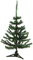 Fourwalls Pine 60 cm (1.97 ft) Artificial Christmas Tree(Green)