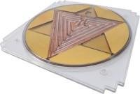 Jiten Yantron Pyramid Polypropylene Yantra(Pack of 1)