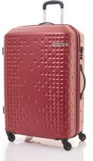 38d6821a9 American Tourister Cruze Expandable Check-in Luggage - 75 Inch(Red)
