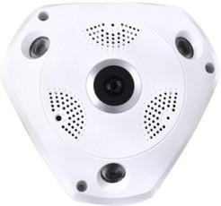 Reviews Yaojin F01a Fisheye 360 Panoramic Wireless Wifi Ip Cctv