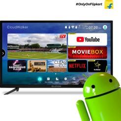 Reviews Cloudwalker 100cm 39 37 Inch Full Hd Led Smart Tv - Latest