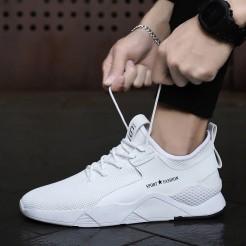 Reviews Afrojack Men White Sneakers
