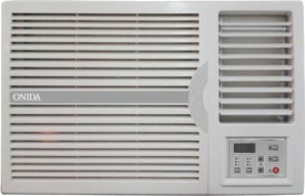 Onida 1.5 Ton 3 Star W183FLT Power Flat Window Air Conditioner