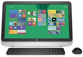 HP 23-R011IN 2 in 1 Desktop