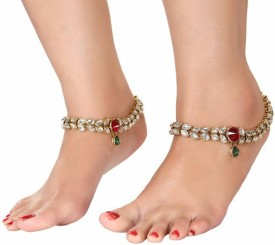 SEWAD Alloy Anklet