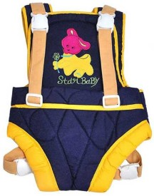 Novelty Stong Belt Multicolor Baby Carrier(Multicolor Front Carry facing in)