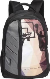 Zwart KASTER-DUNK 25 L Backpack(Multicolor)