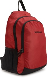 Wildcraft Pivot Red Backpack