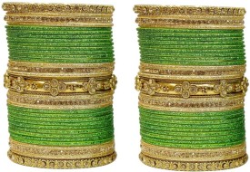 Muchmore Alloy Bangle Set(Pack of 48)