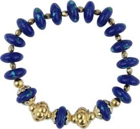 Pearlz Ocean Alloy Yellow Gold Bracelet