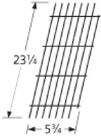 Music City Metals 54921 Grill Cooking Grid
