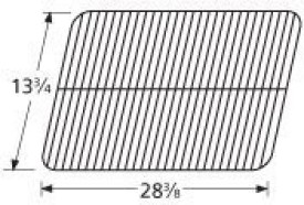 Music City Metals 51091 Porcelain Steel Wire Cooking Grid