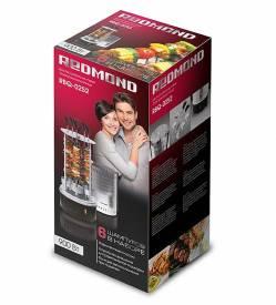 Redmond RBQ-0252-E Electric Grill