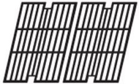 Music City Metals 67002 Grill Cooking Grid