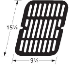 Music City Metals 59411 Grill Cooking Grid