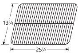 Music City Metals 51051 Grill Cooking Grid