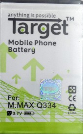 Target 1800mAh Battery (For Micromax Canvas Spark 2 Q334)