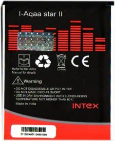 Intex 1400mAh Battery (For I-Aqua Star 2)