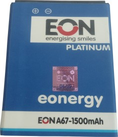 Eon 1500mAh Battery (For Micromax A67)