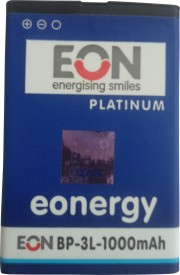 Eon 1000mAh Battery (For Nokia BP-3L)