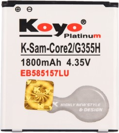 Koyo-1800mAh-Battery-(For-Samsung-G355H)