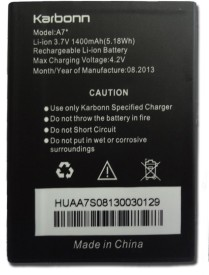 Karbonn A7 Star Mobile Battery