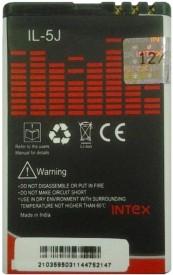 Intex BL5J 1300mAh Battery (for Nokia 5800,5233,C3,X6)