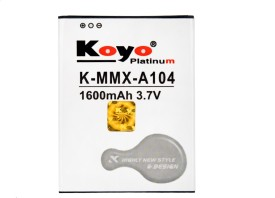 Koyo 1600mAh Battery (For Micromax A104)