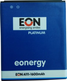 Eon 1650mAh Battery (For Micromax A111)