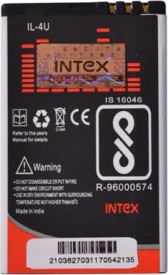 Intex IL-4U 1000mAh Battery