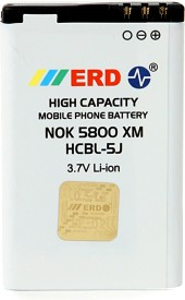 ERD 1200mAh Battery (For Nokia BL-5J)