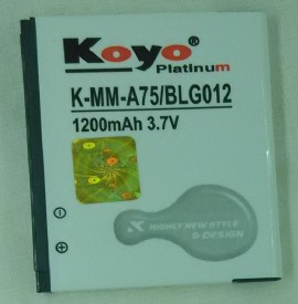 Koyo 1200mAh Battery (For Micromax A75)