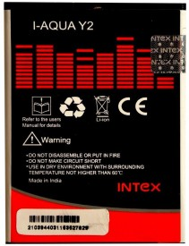 Intex 1500mAh Battery (For I-Aqua Y2)