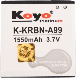 Koyo 1550mAh Battery (For Karbonn A99)