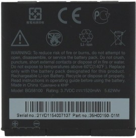 HTC BG58100 35H00150-01M Battery