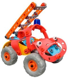 Meccano Build and Play Fire Truck
