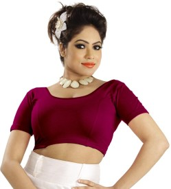 Abhi Halter Neck Women's Stitched Blouse