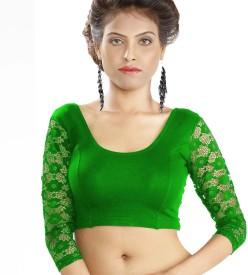 Abhi Round Neck Women's Blouse