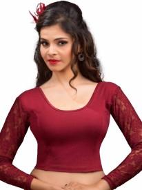 Vamas Round Neck Women's Stitched Blouse