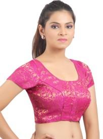 Muhenera Round Neck Women's Stitched Blouse