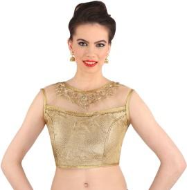 Melluha Round Neck Women's Stitched Blouse