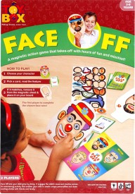 Toysbox Face Off Board Game