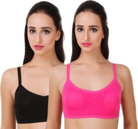 Anixa Women's Bralette Multicolor Bra